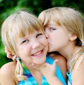 Alyssa and Lexie