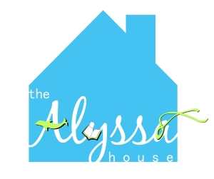 The Alyssa House Logo
