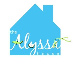 The Alyssa House Logo